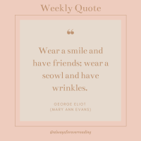 Weekly Quote